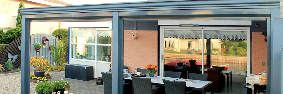 Veranda dronten for Offerte veranda
